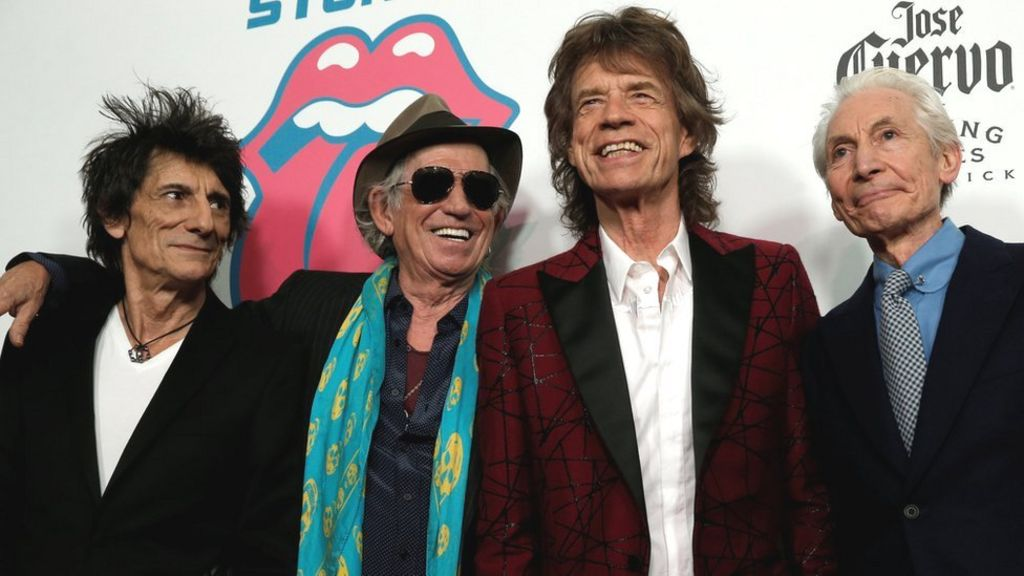 Rolling Stones top UK album chart with Blue & Lonesome ... Rolling Stones News
