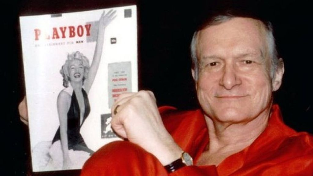 Playboy 'to drop' naked women images - BBC News
