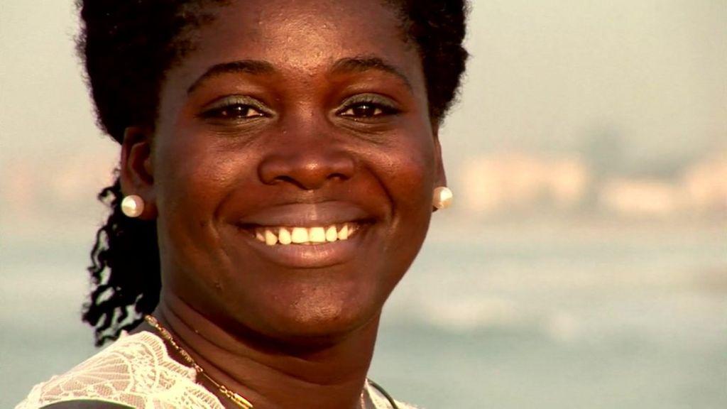 Women of Africa: Bringing art-house cinema to Liberia - BBC News
