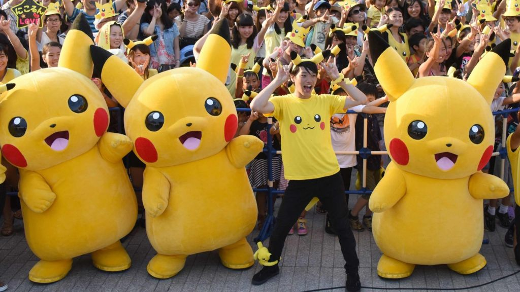 Pokemon Go: Trailblazer that could redefine mobile games