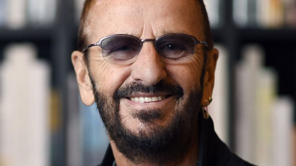ringo starr possessions fetch at auction bbc news. Black Bedroom Furniture Sets. Home Design Ideas