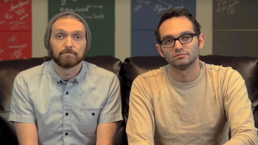 Fine Brothers spark fury with YouTube trademark attempt - BBC News