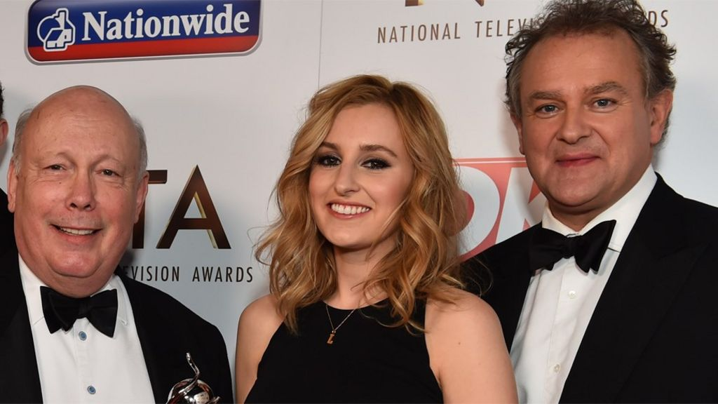 National Television Awards: Downton Abbey wins best drama - BBC ...