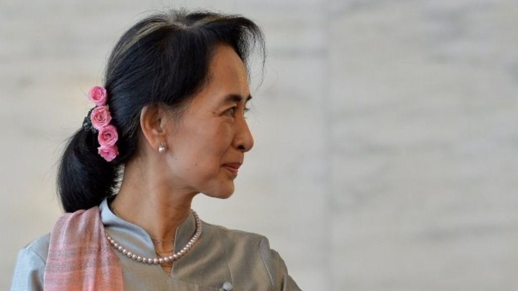 Do we expect too much of Aung San Suu Kyi? - BBC News