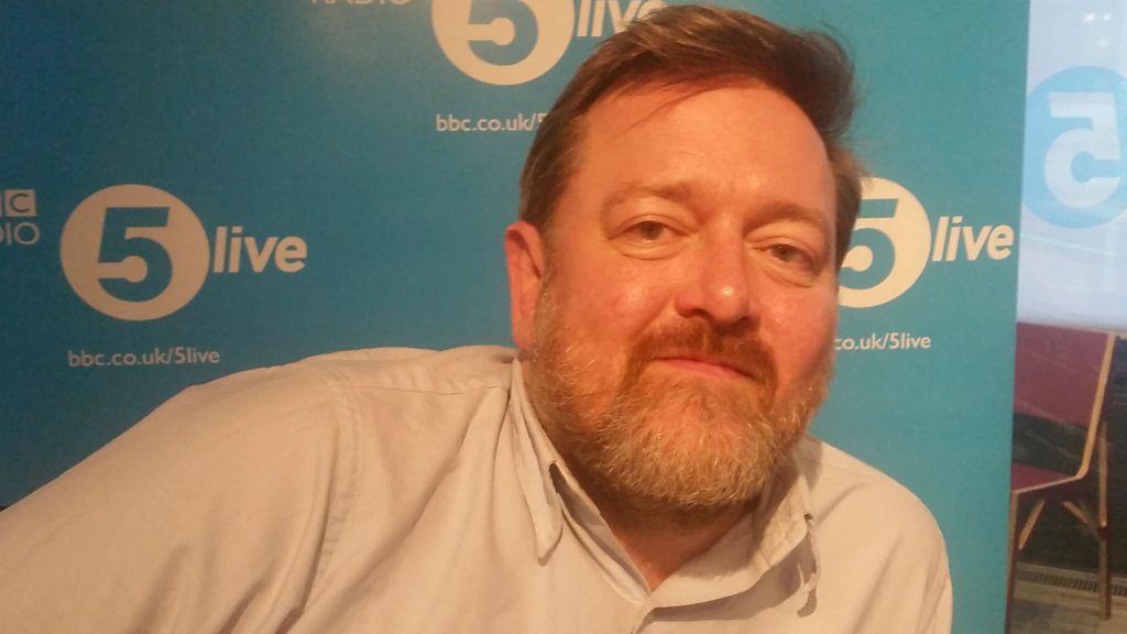 Guy garvey leader singer of elbow tells bbc 5 live that he and his