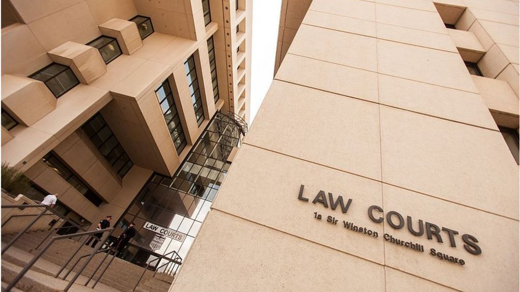 Alberta judge told complainant to 'keep your knees together'