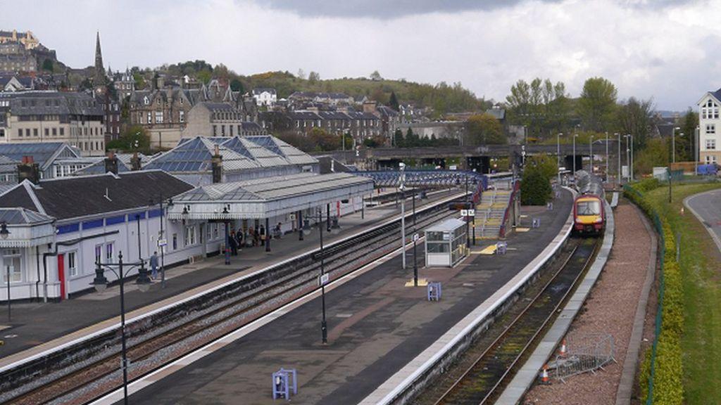 Stirling railway station