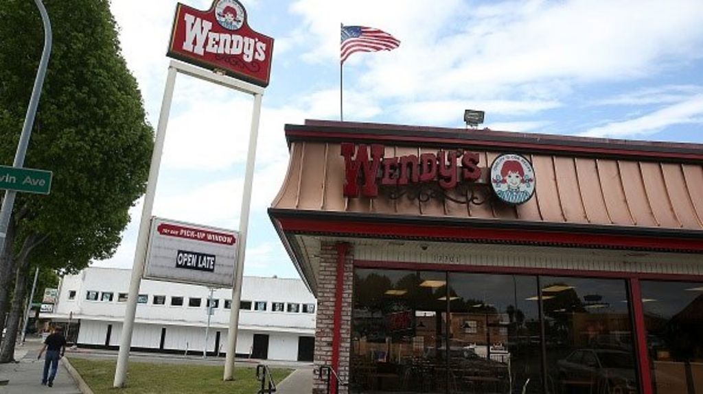 Food chain Wendy's hit by massive hack - BBC News