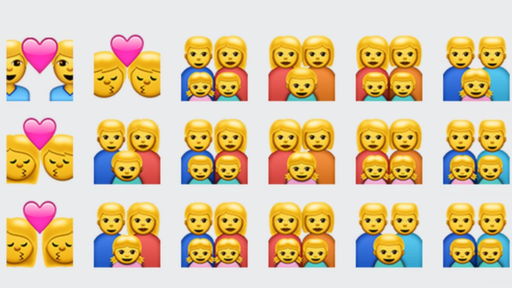 Indonesia wants gay-themed emojis removed - BBC News