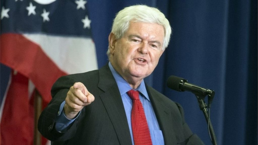 Nice attack: Gingrich wants 'Sharia test' for US Muslims