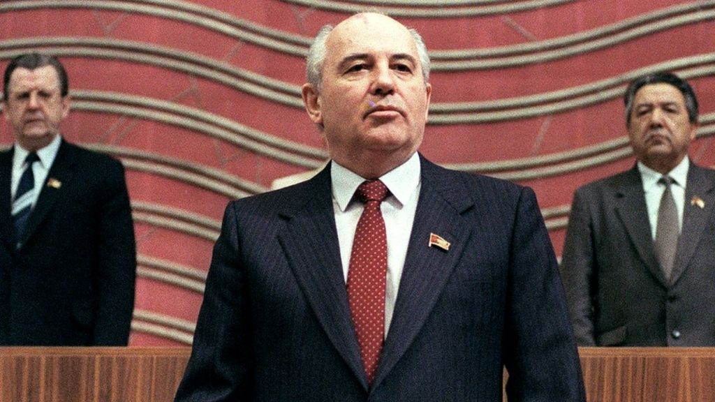 an analysis of the government of mikhail gorbachev the last president of the soviet union The stunning collapse of the soviet empire in 1989-91 has often been heralded in the west as a triumph of capitalism and democracy, as though this event were obviously a direct result of the policies of the reagan and thatcher governments this self-congratulatory analysis has little relation to.