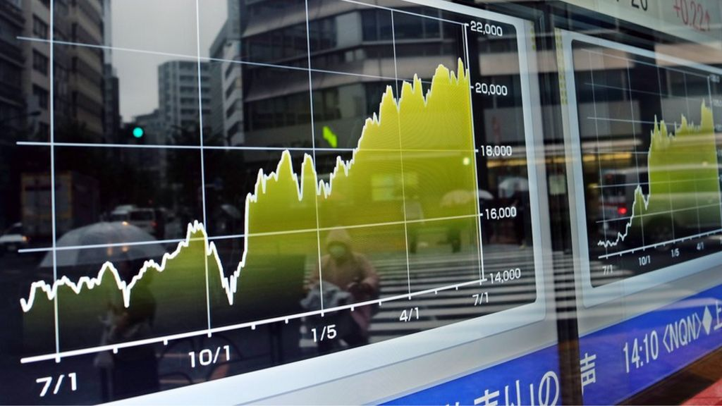 Asian shares rise following positive global markets - BBC News