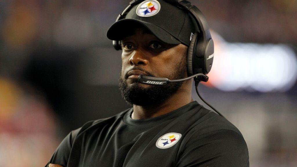 'Headsetgate': NFL investigates problems at Patriots game - BBC ...