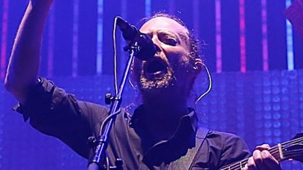 Radiohead reveal rejected theme for James Bond film ...