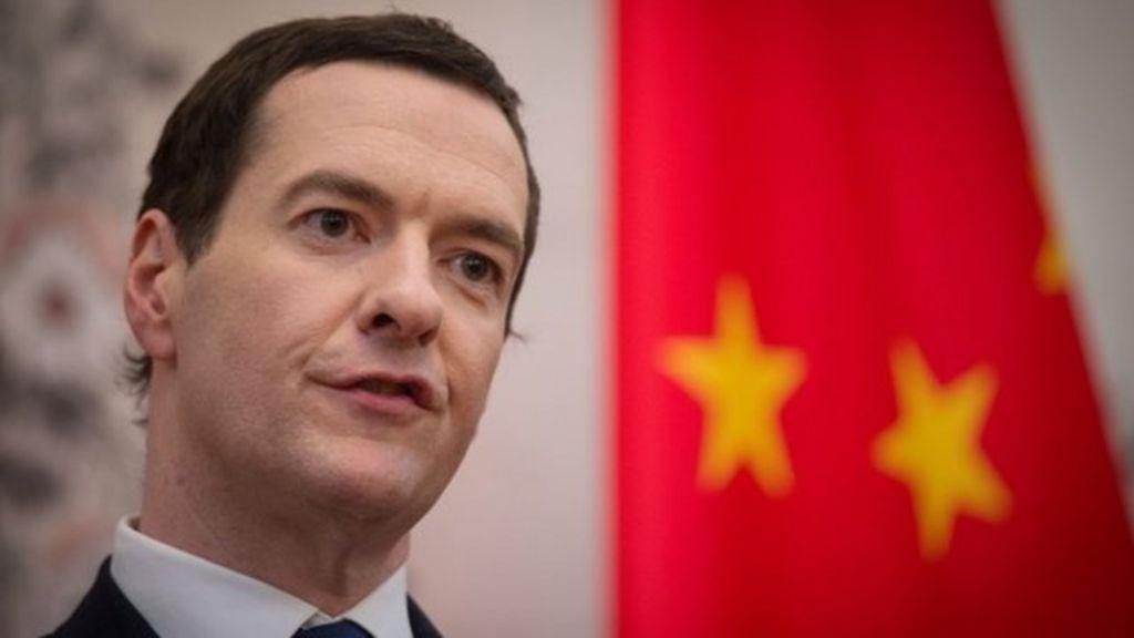Amnesty's warning to Osborne over China links - BBC News