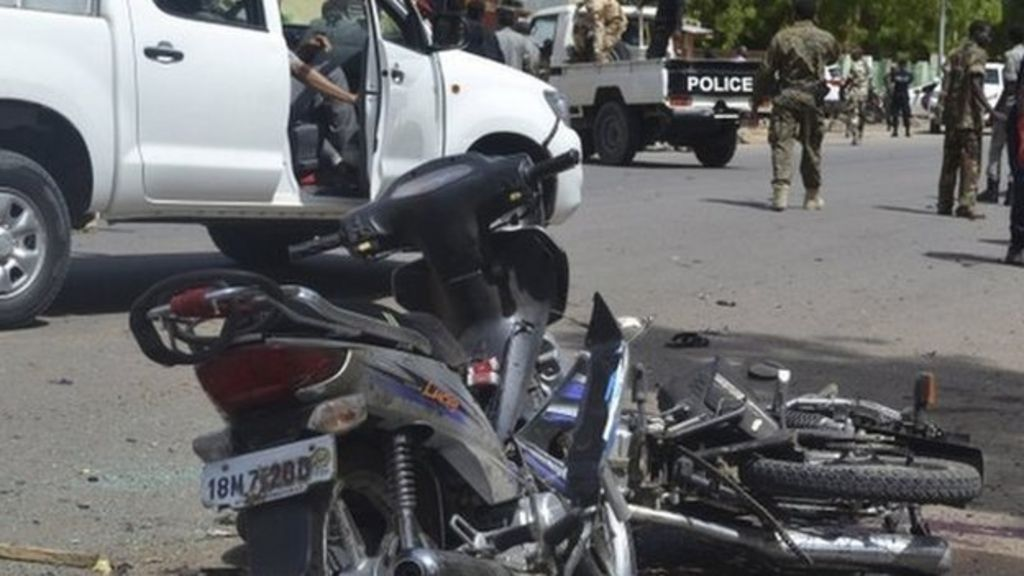 Chad reintroduces death penalty for acts of terror - BBC News
