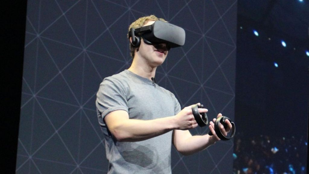 Facebook Faces $500m Hit After Defeat in Virtual Reality Case