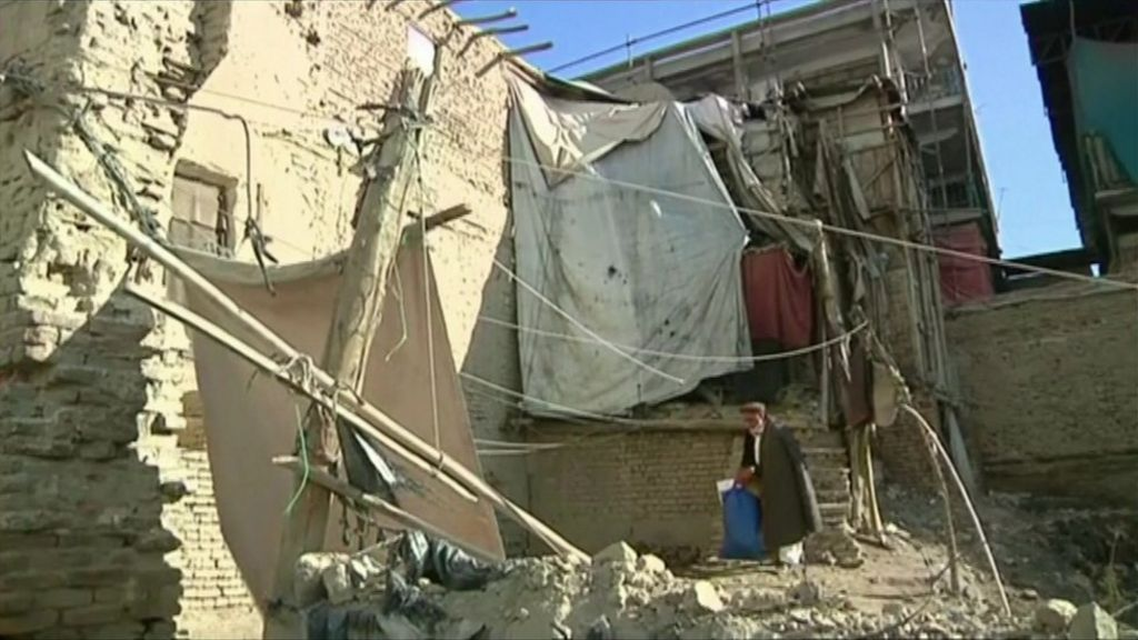 Afghanistan-Pakistan quake: Rescue efforts expanded