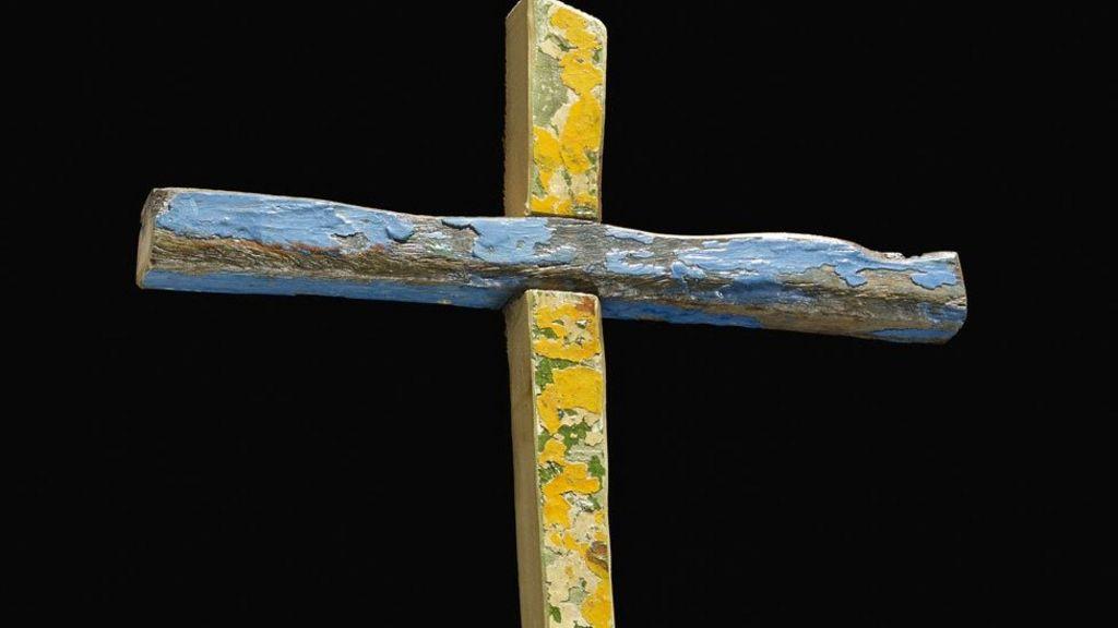 British Museum Boss Macgregor Leaves Lampedusa Cross