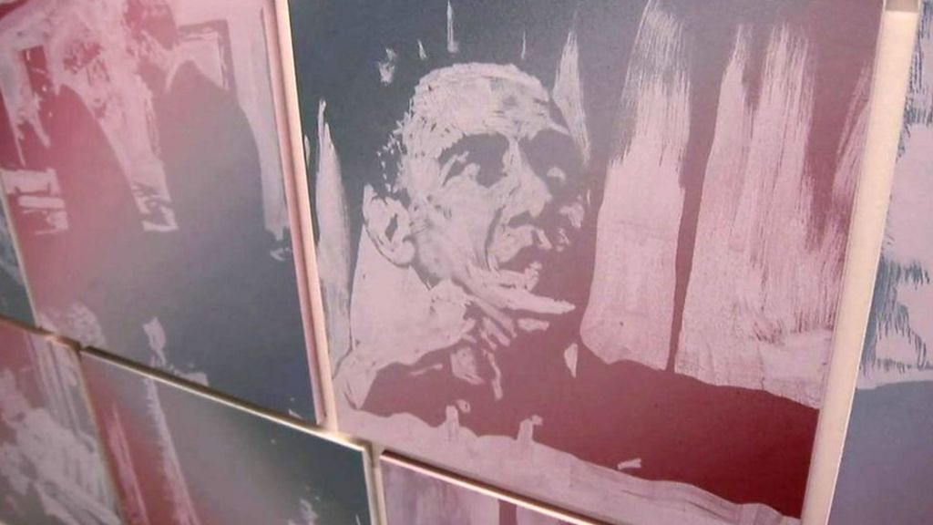 The art of Obama: A painting a day