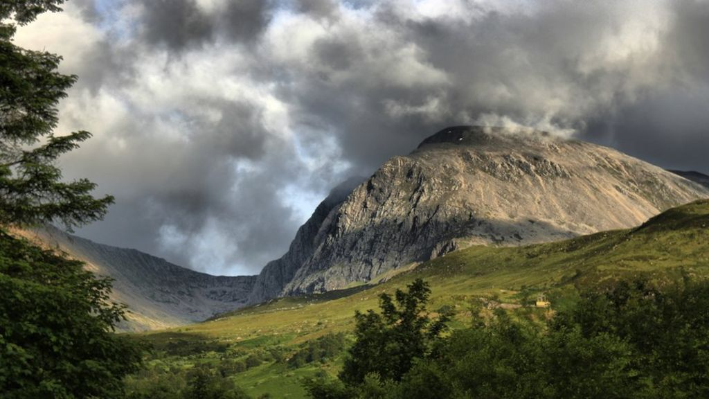 Ben Nevis gains a metre thanks to GPS
