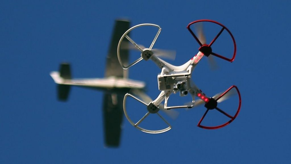 App helps drone pilots avoid no-fly zones