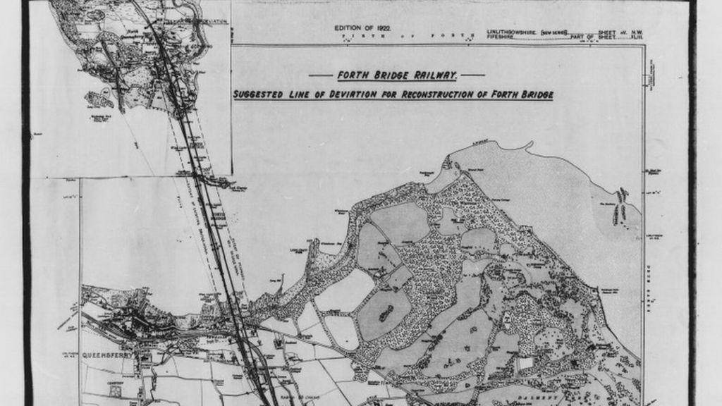 Forth bridge plan