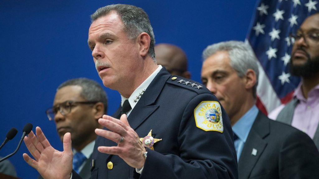 How a whistleblower brought down Chicago police chief - BBC News