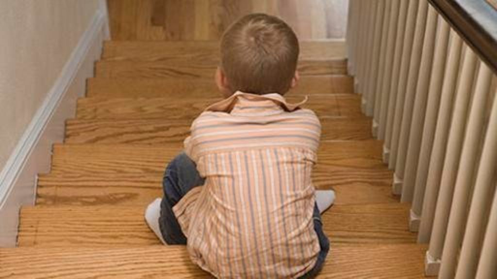 English children 'among unhappiest'