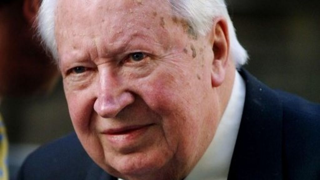 Sir Edward Heath was completely asexual, says adviser ...