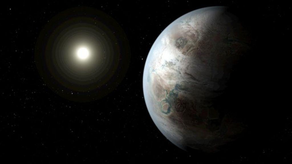 'Earth 2.0' found in Nasa Kepler telescope haul - BBC News