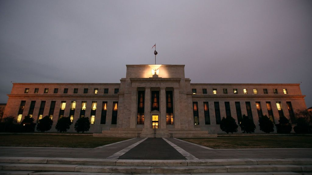 Federal Reserve says economic growth slowed - BBC News