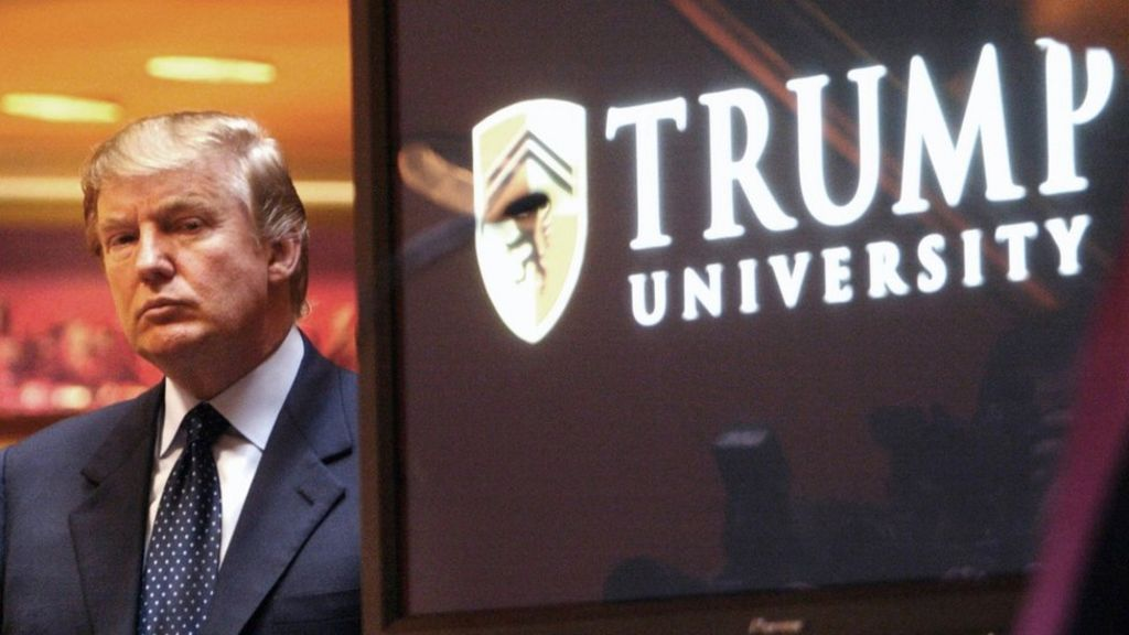 Trump University sales tactics decried