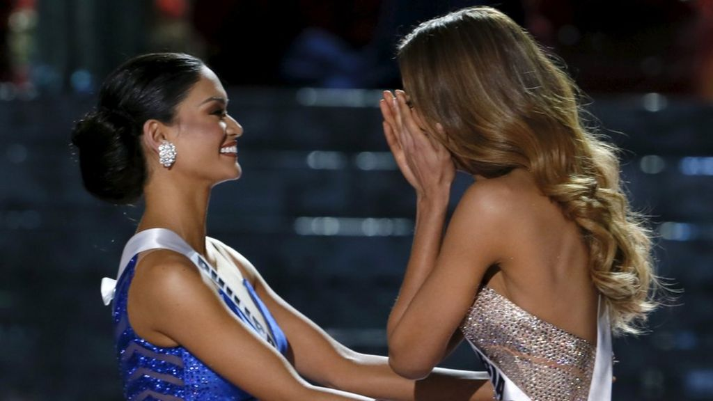 Miss Universe mistake: How Colombia reacted to 'stolen' crown ...