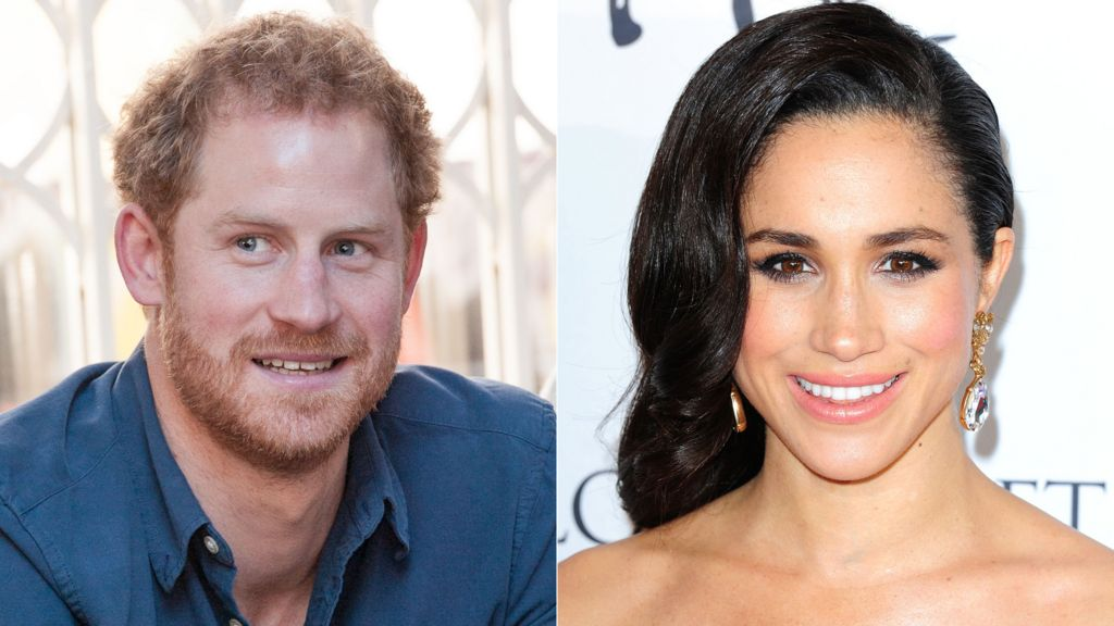 prince harry condemns press 39 abuse 39 of girlfriend bbc news. Black Bedroom Furniture Sets. Home Design Ideas