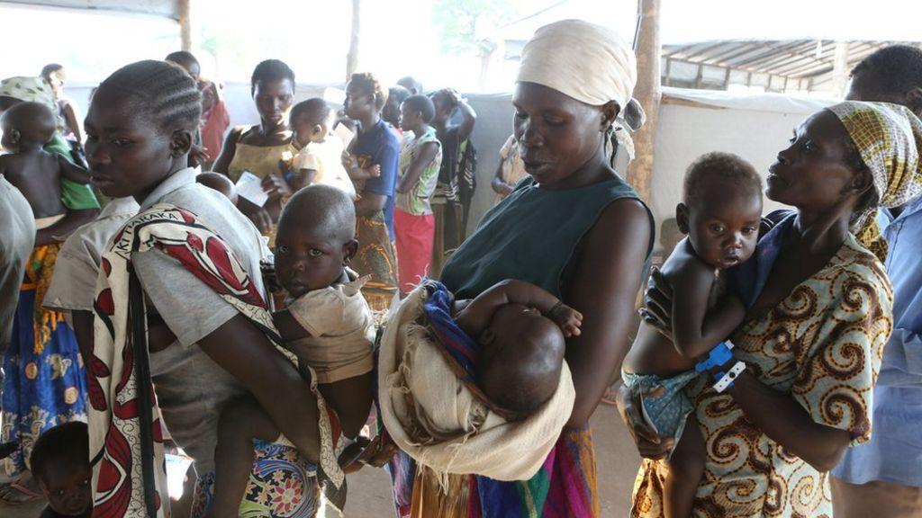 الأمم المتحدة : 52 ألف شخص من جنوب السودان فروا في اتجاه أوغندا - BBC Arabic
