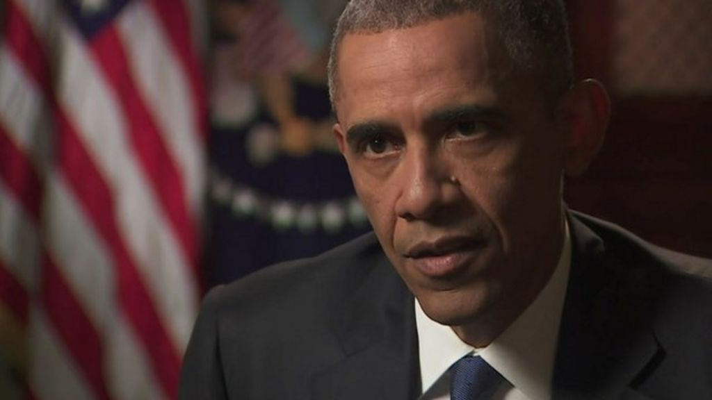 Obama admits US gun laws are his 'biggest frustration' - BBC News