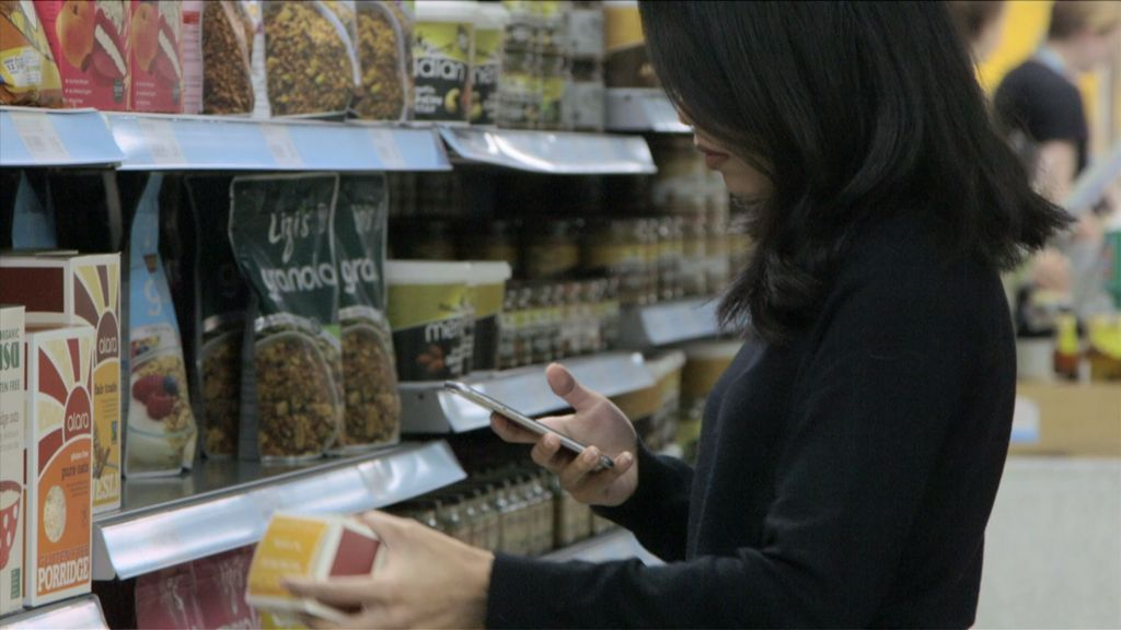 The Woman Using Technology to Prove Where Food Comes from
