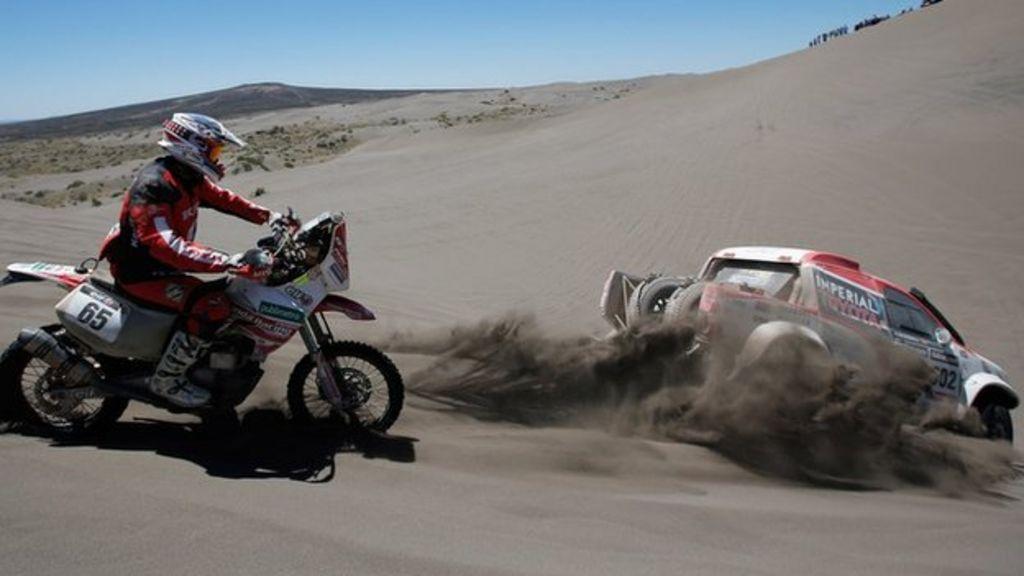 Peru 'will not host' 2016 Dakar Rally due to El Nino - BBC News