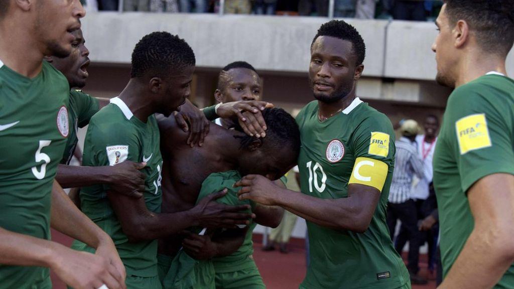 تصفيات كأس العالم 2018: الجزائر يخسر أمام نيجيريا والمغرب يتعادل مع ساحل العاج - BBC Arabic