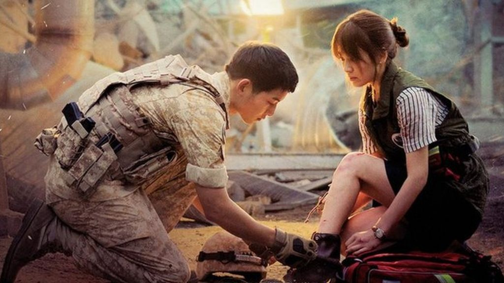 Descendants of the Sun  the Korean military romance sweeping Asia     Descendants of the Sun  the Korean military romance sweeping Asia   BBC News