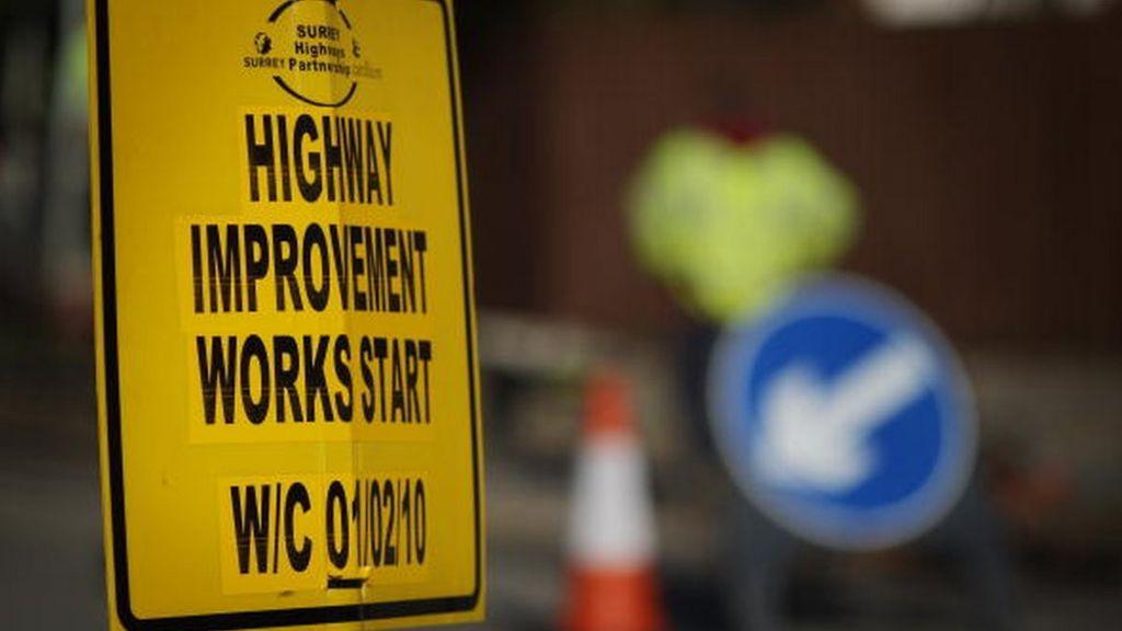 Councils 'face funding gap' to fix roads