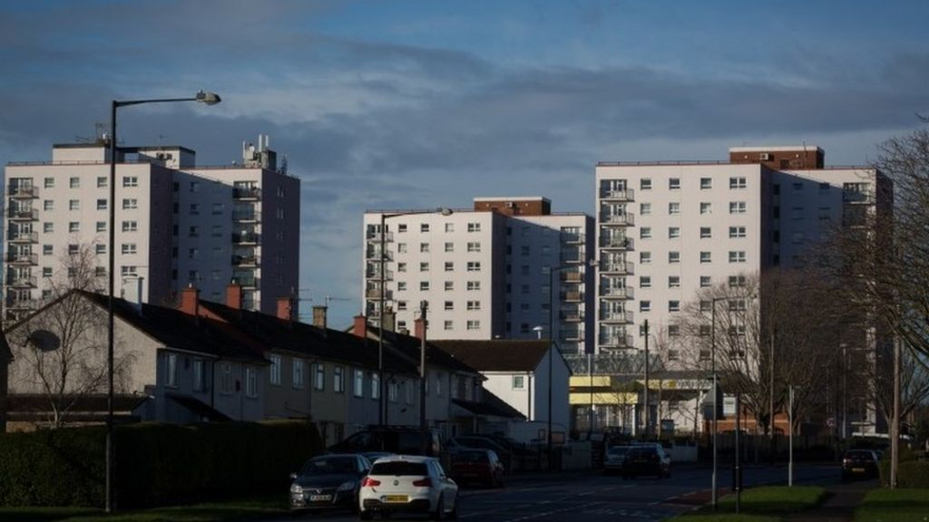 Social housing tenants 'will be priced out of home areas' - BBC News