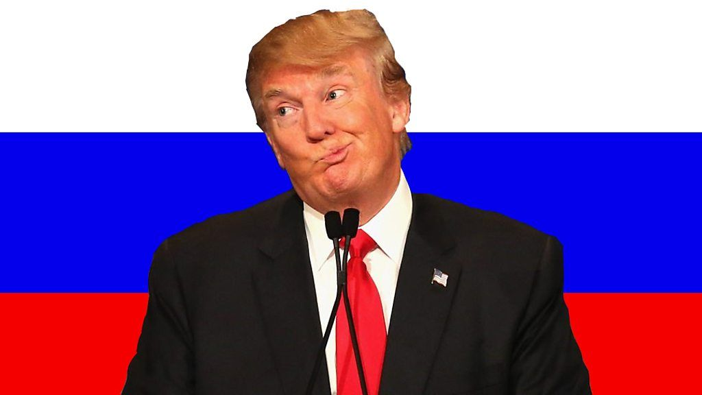 Resultado de imagem para TRUMP E RUSSIA