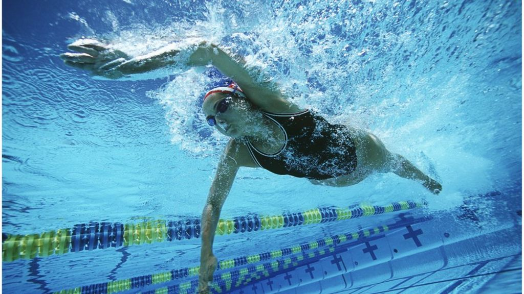 Swimming participation in england falls by nearly 24 for Swimming pool show uk