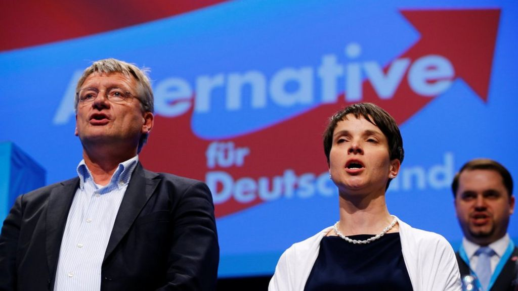 Germans Unnerved by Political Turmoil That Echoes Nazi Era
