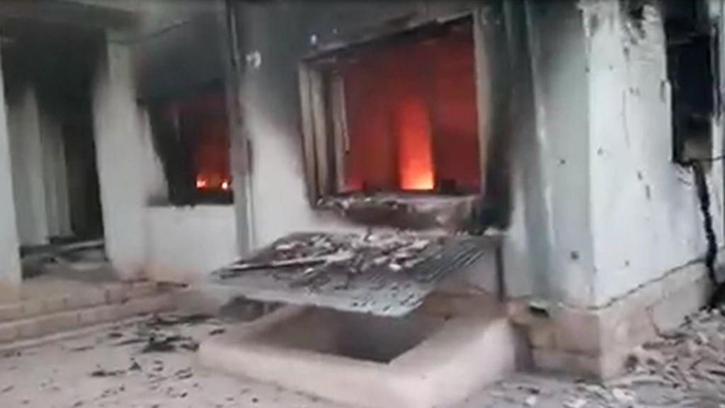 Afghan hospital attack: MSF condemns Kunduz air strikes - BBC News