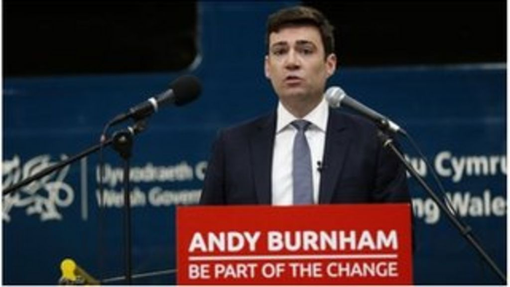 news political parties labour party andy burnham blasts support