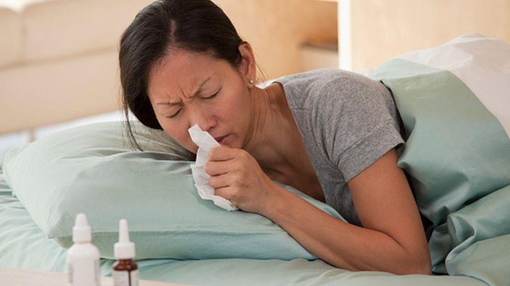 Унять кашель в домашних условиях