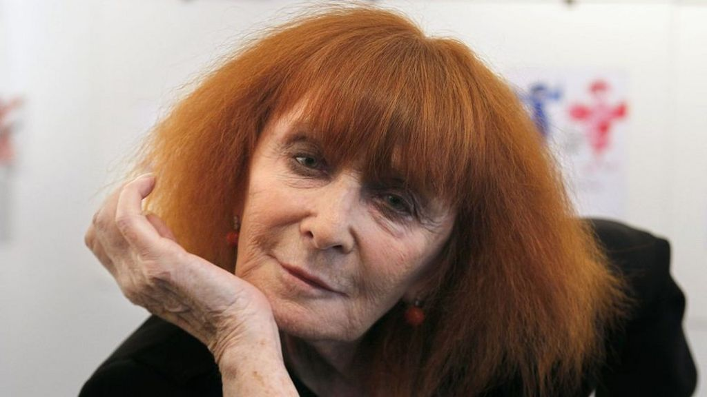 sonia rykiel french fashion designer dies at 86 bbc news. Black Bedroom Furniture Sets. Home Design Ideas